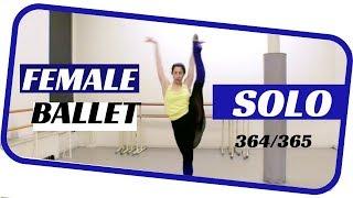 FEMALE BALLET SOLO- 364.