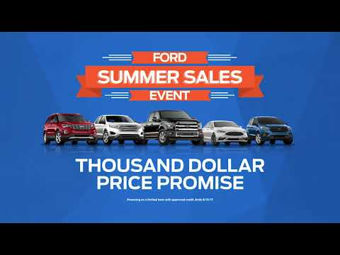 August Specials at Germain Ford of Columbus