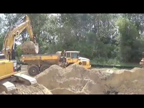 BARSLUND: Highway Construction Køgebugt