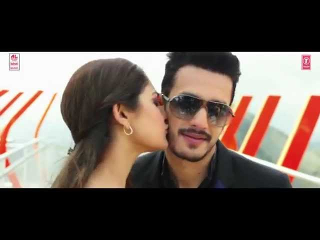 Akhil Trailer    Akhil Akkineni, Sayesha Saigal    Akhil new movie trailer