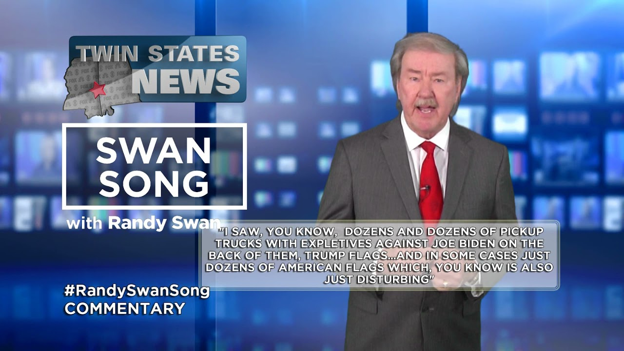 Swan Song: Star-spangled banner under attack