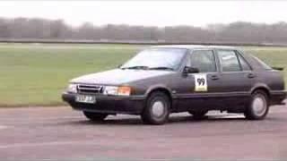£250 banger race - Chris Harris vs Steve Sutcliffe vs Colin Goodwin vs Andrew Frankel