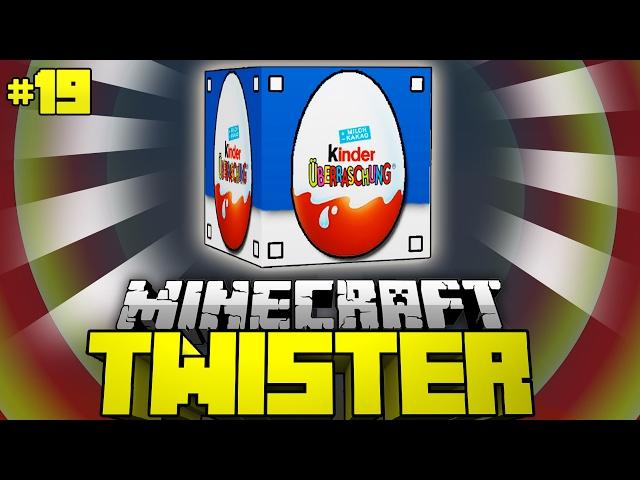 ÜBERRASCHUNGSEI LUCKYBLOCK?! - Minecraft Twister #19 [Deutsch/HD]