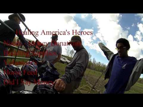 Healing America's Heroes 2016 Male, Horse Program