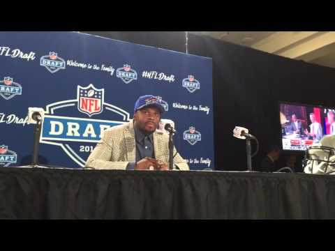 Reggie Ragland just knew who to call at 1 a.m. after draft snub