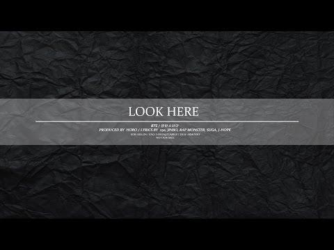 TH-KARAOKE | BTS - Look Here