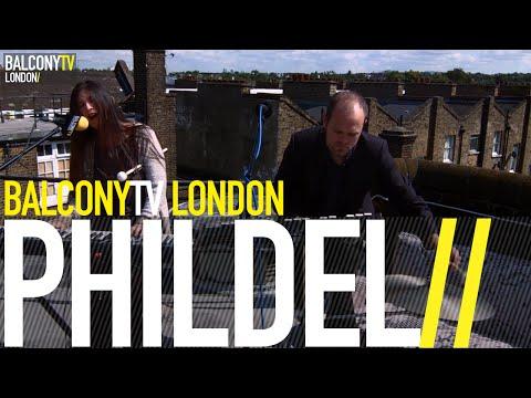 PHILDEL - BESIDE YOU (BalconyTV)