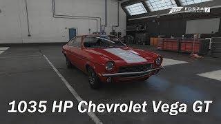 How Fast Will It Go? 1971 Chevrolet Vega GT (Forza Motorsport 7)