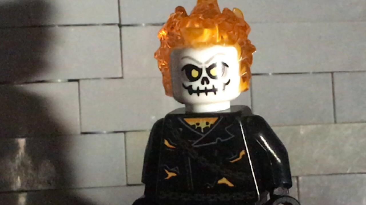 Lego ghost rider episode oneorigins youtube lego ghost rider episode oneorigins solutioingenieria Gallery