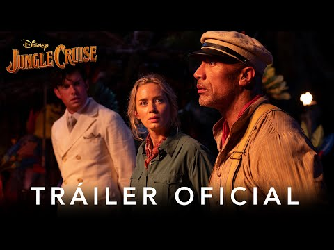 Jungle Cruise |Tráiler Oficial | Subtitulado