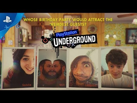 Things Get Weird in Party Game That's You | PlayStation Underground