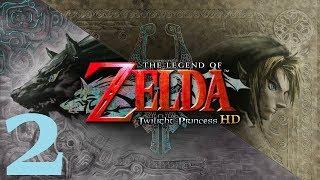 Let's Play The Legend Of Zelda: Twilight Princess HD (Deutsch) - Part 2 - Störrische Ziegen