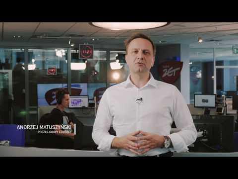 Andrzej Matuszyński, Prezes Grupy EUROZET zaprasza na 9. Warsaw International Media Summit
