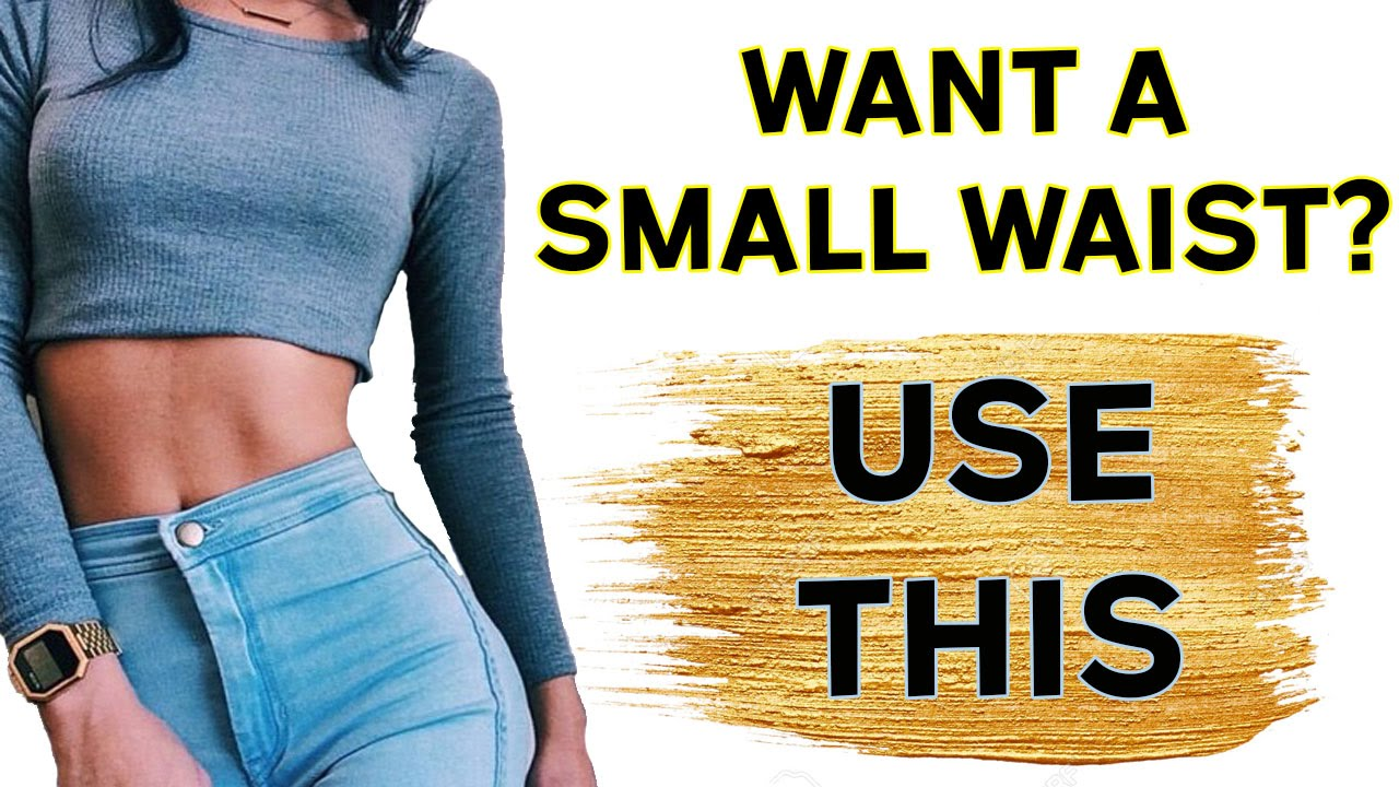 ️ How To Get A Smaller Waist Fast (Using Cococut Oil