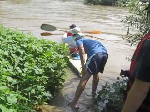 water kayak expedition 2013
