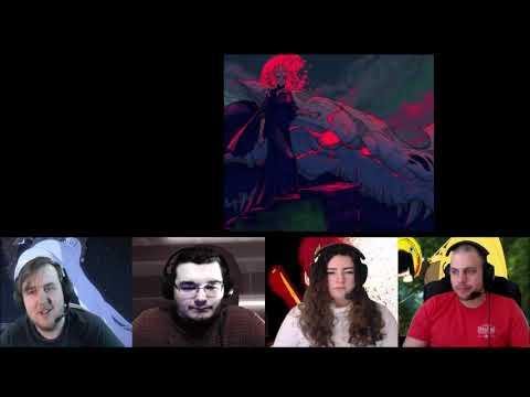 RWBY OST (Divide)   DarkStar Reacts