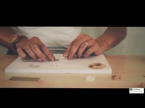 Wooden Watches - The Making