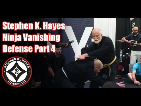 grand-master-stephen-k.-hayes:-ninja-vanishing-defense-part-4