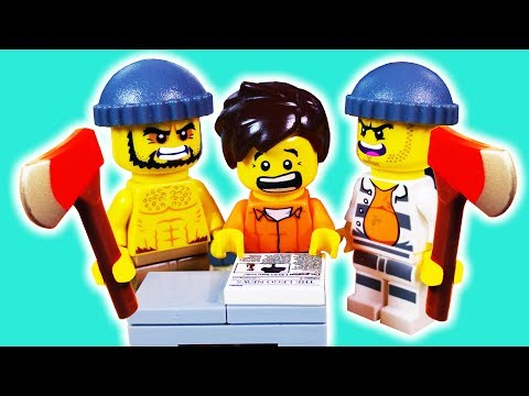 LEGO Stop Motion FUNNY Compilation
