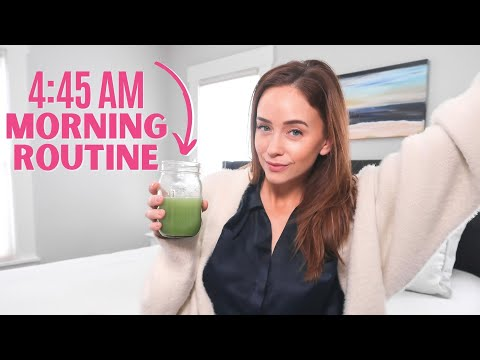 Morning Routine 2021 | Healthy & Productive Habits!