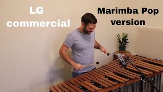 LG Healthy Home Solutions commercial (Marimba Pop version)