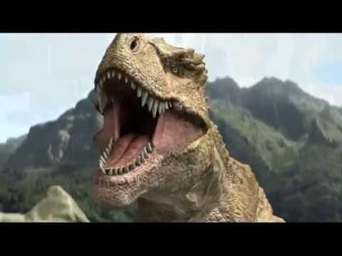 Мультфильм тарбозавр 3д