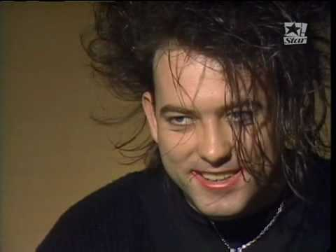 Canada TV 1989 Robert Smith The Cure interview