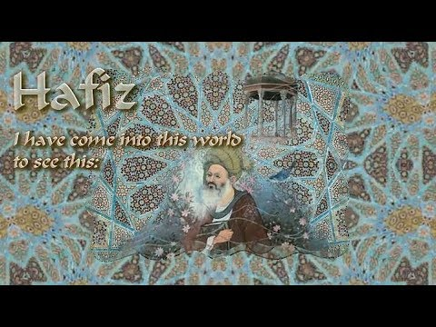 Hafiz ♡ I Have Come Into This World To See This