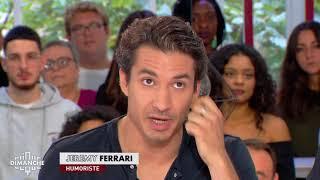 Jeremy Ferrari : en roue libre  - Clique Dimanche du 29/10 - CANAL+