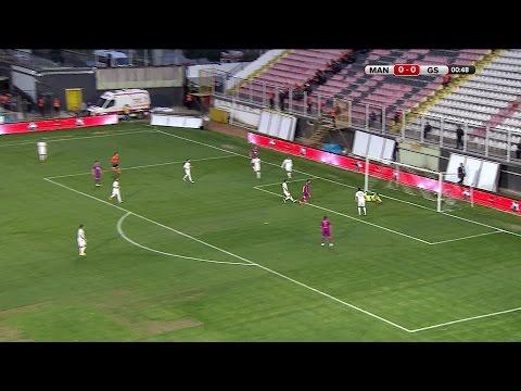 Manisaspor 0 - Galatasaray 1 | Gol: Yekta