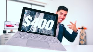 Microsoft Surface GO REVIEW - THE BEST FOR ONLY $400!!!
