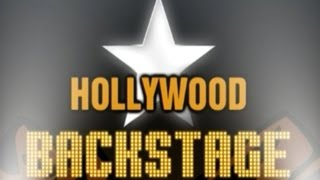 Cover images HollywoodBackstage Channel