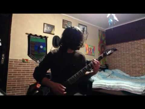 Cradle of Filth - of mist and midnight skies - Guitar Cover