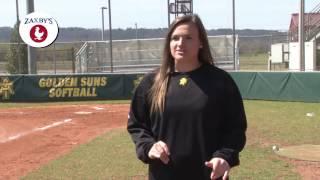 Megan Goodnight - Tech Student-Athlete of the Week - 3/16/17