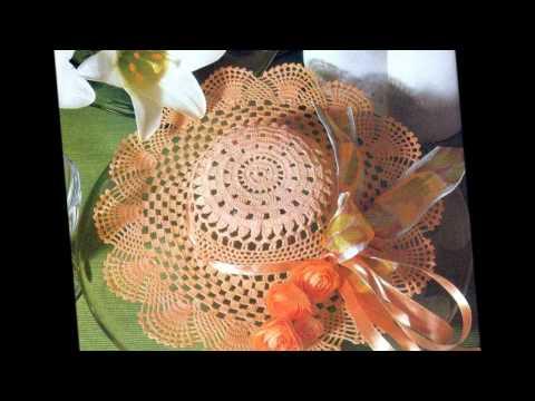 Вязаные летние шляпки с небольшими полями крючком фото схемы