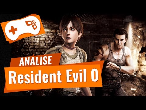 Resident Evil 0 HD Remaster [Análise] - TecMundo Games Review