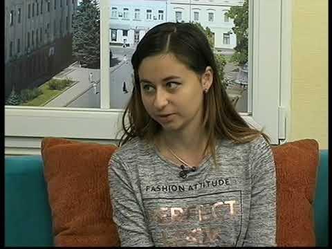 Канал Кировоград: Ранкова кава Ренат Ріжняк та Юлія Носко 19.09.2017