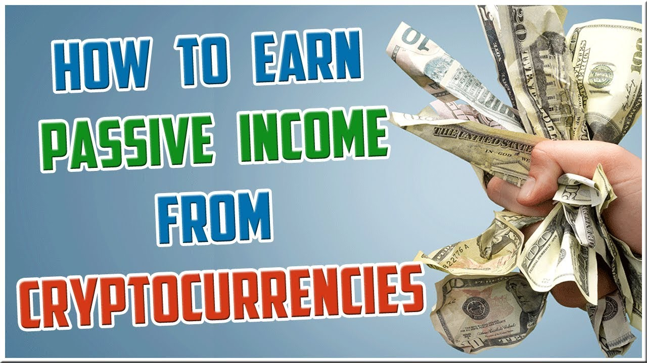 make residual income with cryptocurrency