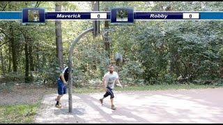 Sportlehrer vs. Rapper - Streetball - Game 1 (Best of 3 Serie)
