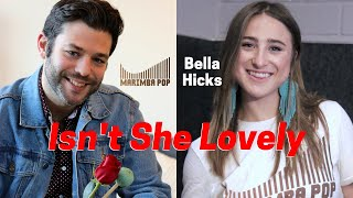 Isn't She Lovely (Marimba Pop Cover) - by Stevie Wonder feat. Bella Hicks