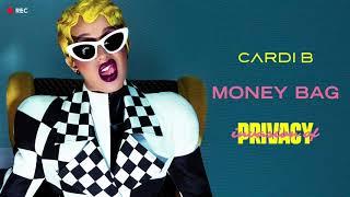 Cardi B - Money Bag (Lyric Video / Audio Video)