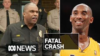 Fire chief confirms Kobe Bryant and daughter killed in helicopter crash | ABC News