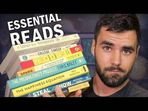 10 Books EVERY Student Should Read - Essential Book Recommendations