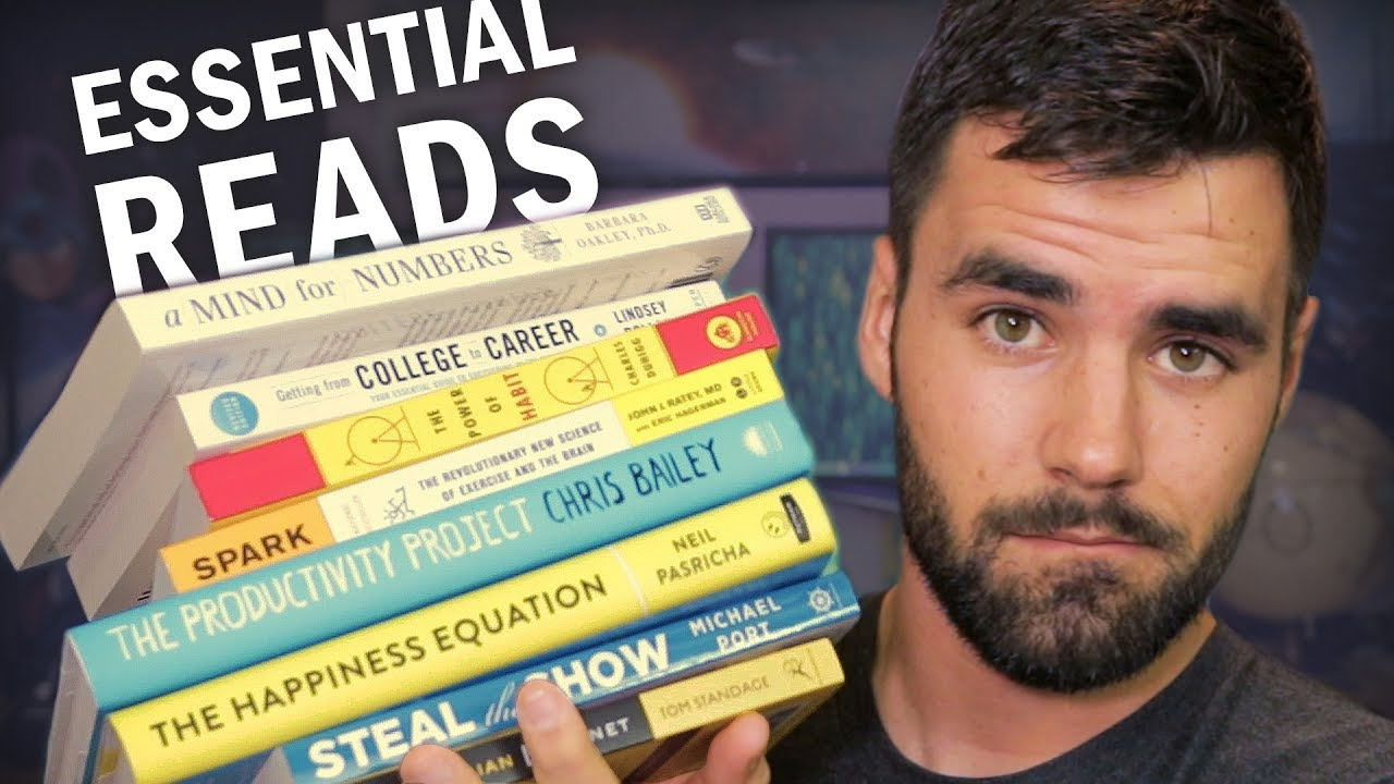 10 Books EVERY Student Should Read - 2017 Book Recommendations - YouTube