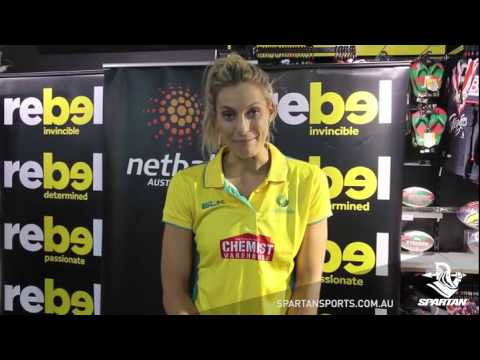 Laura Geitz With The Telstra Netboys Youtube