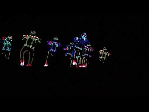 Light Balance Opens the Show in Las Vegas