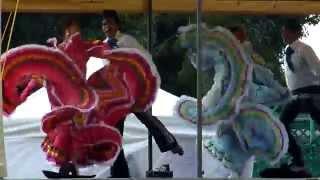 Eso si es Mexico: baile tradicional (jarabe Tapatio)