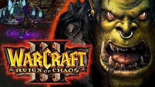 Warcraft III - Kampania Orków - HELLSCREAM! ⚔️ eXtra klasyka ⚔️ - Na żywo