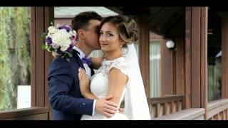 Красивая свадьба в Луганске