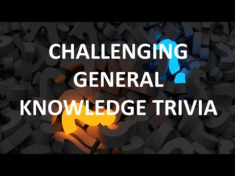 Repeat Hard Trivia Quiz - Can You Get All 15 Correct? | General